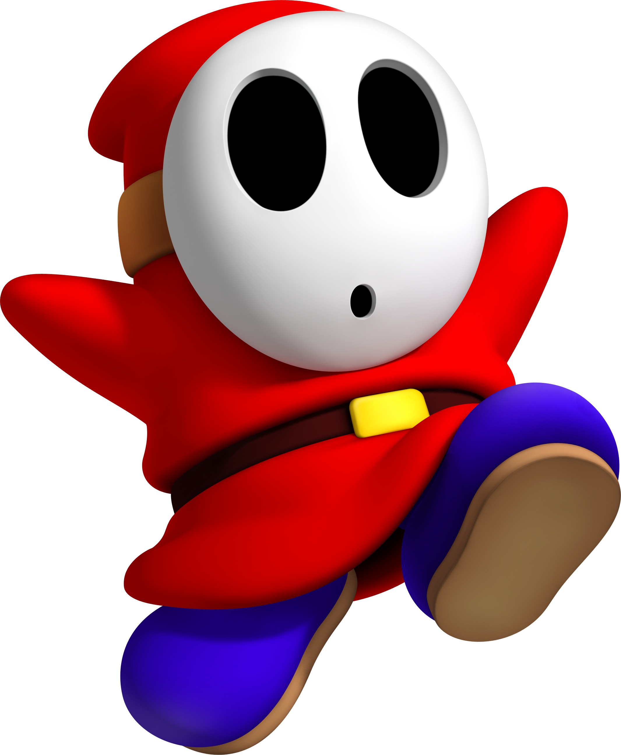 Shy Guy (species) - Fantendo, the Video Game Fanon Wiki
