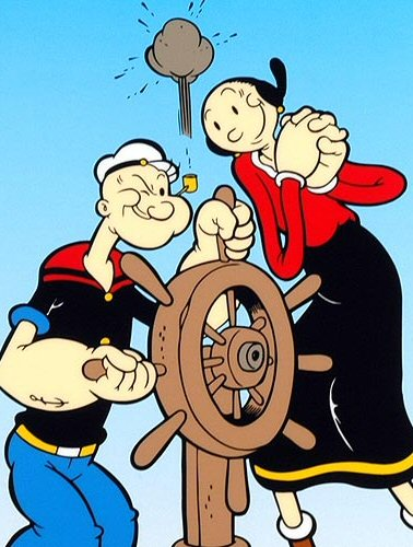 Popeye Characters Olive Oil Gender
