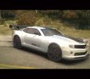 Chevrolet Camaro SSX Concept