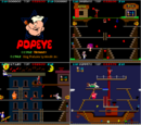 Popeye (arcade game)
