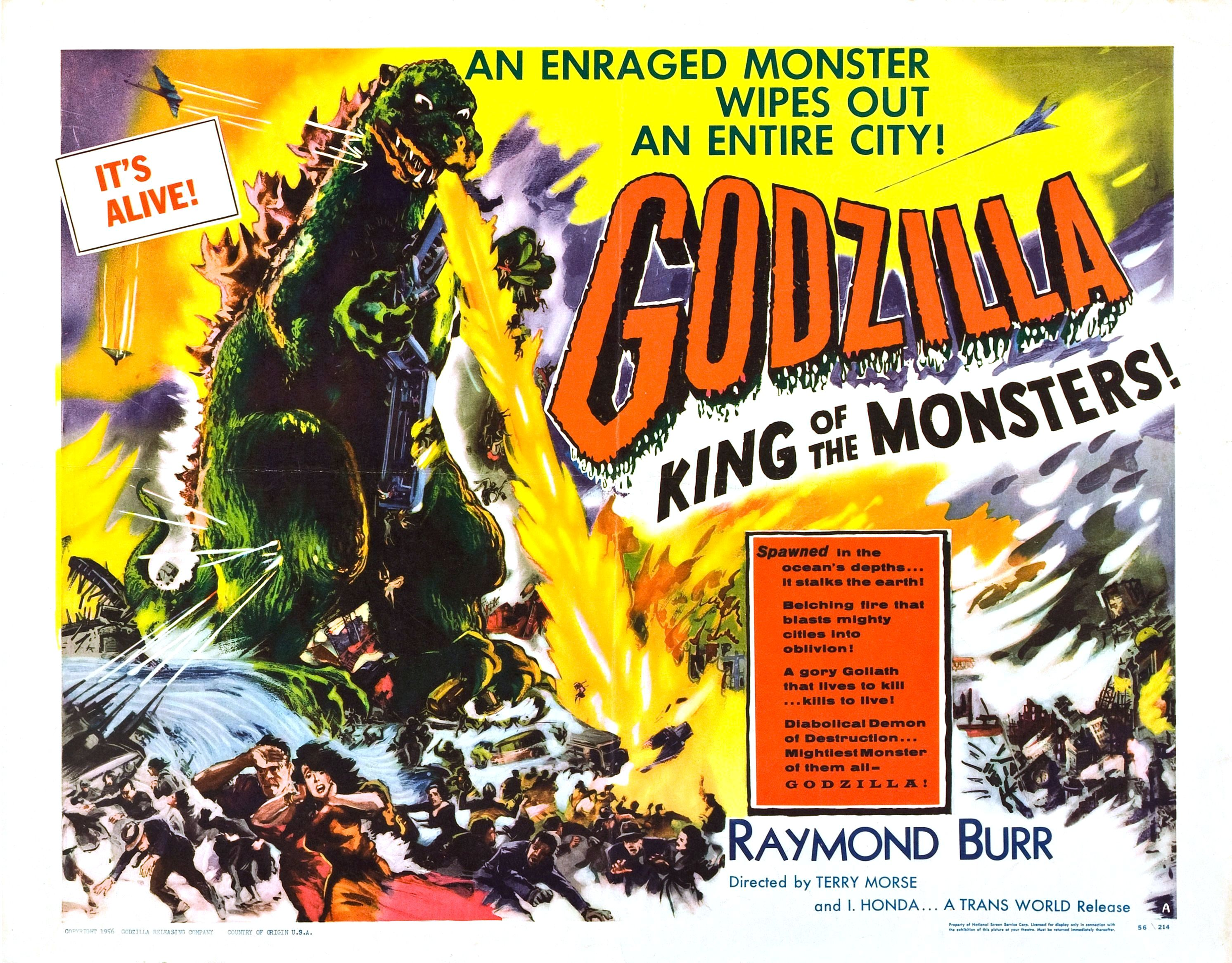Godzilla: Monster, Metaphor, Pop Icon | The New York Public