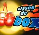 Clases de box (Chavo animado)