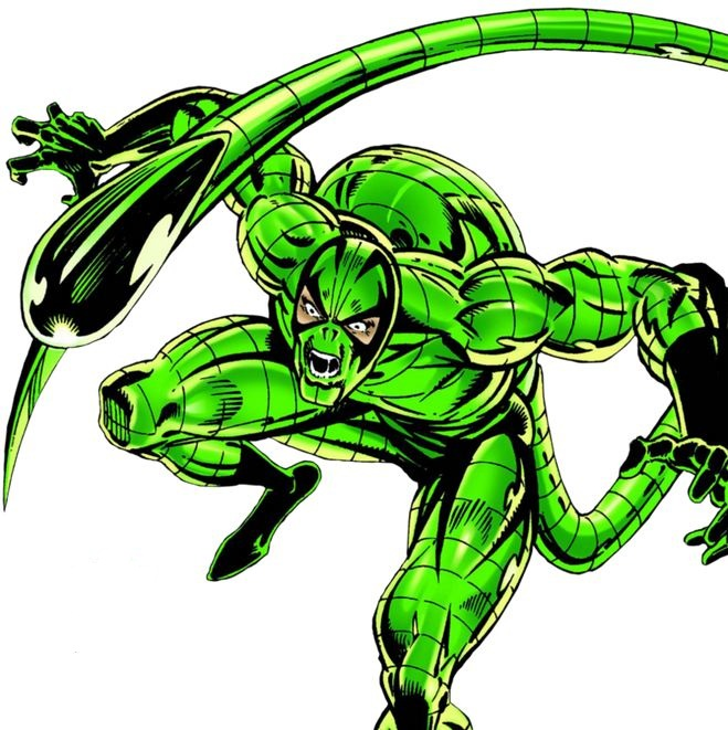 Image - Scorpion (MacDonald Gargan).JPG - Spider-Man Wiki ...
