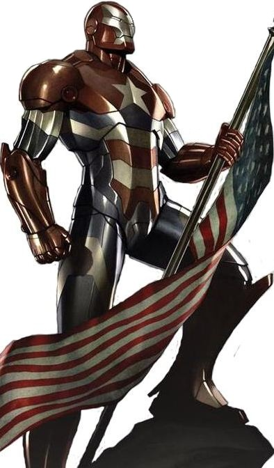Image - Iron Patriot (Norman Osborn Clone).JPG - Spider ...