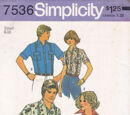 Simplicity 7536