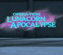 Operación: Apocalipsis Lunacornio/Galería