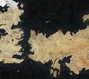 世界地图(HBO 权力的游戏)