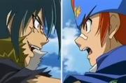 Kyoya enfrenta Gingka