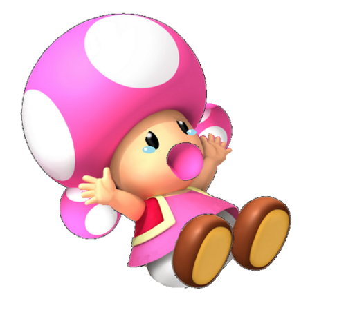 Baby Toadette - Fantendo, the Video Game Fanon Wiki