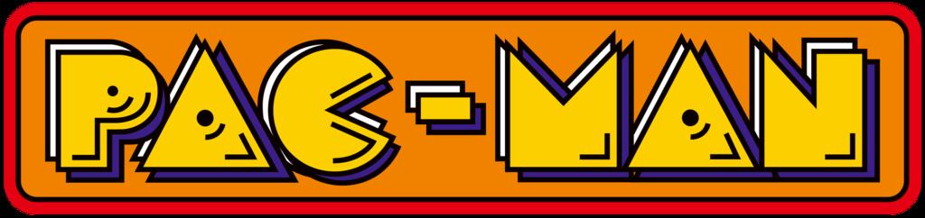pacman logo - photo #16