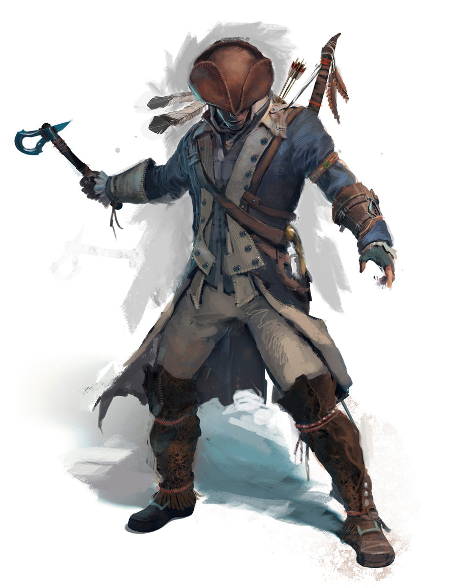 Connor Kenway Alternate Outfits File:connor Kenway Alternate