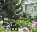 Krankenhausgarten