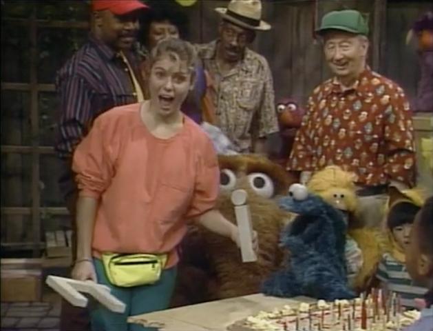 Big Bird's Birthday or Let Me Eat Cake - Muppet Wiki