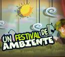 Un festival de ambiente