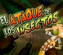 El ataque de los insectos