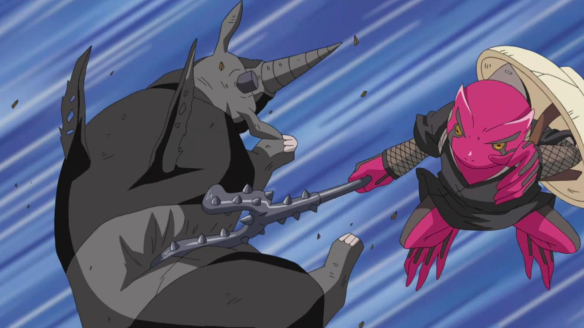 musashi  Gamaken_vs_Rhino