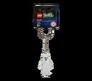 850452 Ghost Key Chain