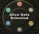Eine Lektion für Alice