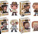 The Walking Dead Pop!: Figuras de Vinilo