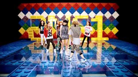 2NE1 - DON'T STOP THE MUSIC (Yamaha 'Fiore' CF Theme Song) M V