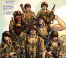 Easy Company (New Earth)/Gallery
