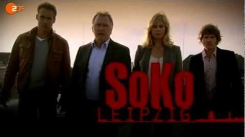 Neues Soko Leipzig-Intro 2012
