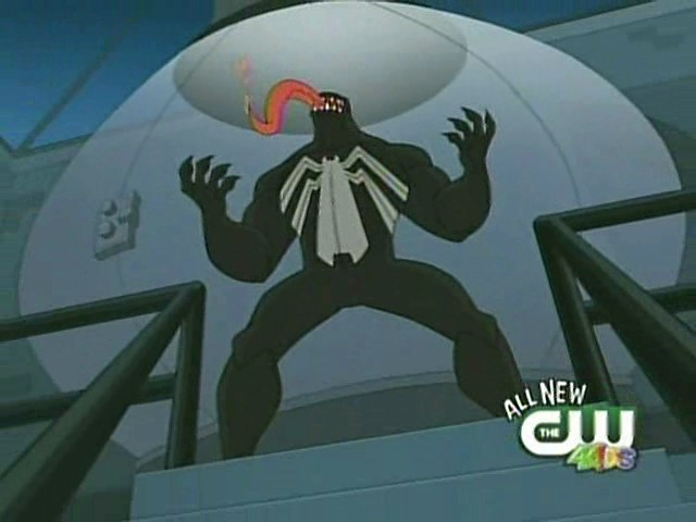The spectacular spider man venom - photo#26
