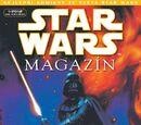 Titulní strany Star Wars Magazínu