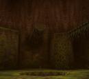 Interior del Gran Árbol Deku