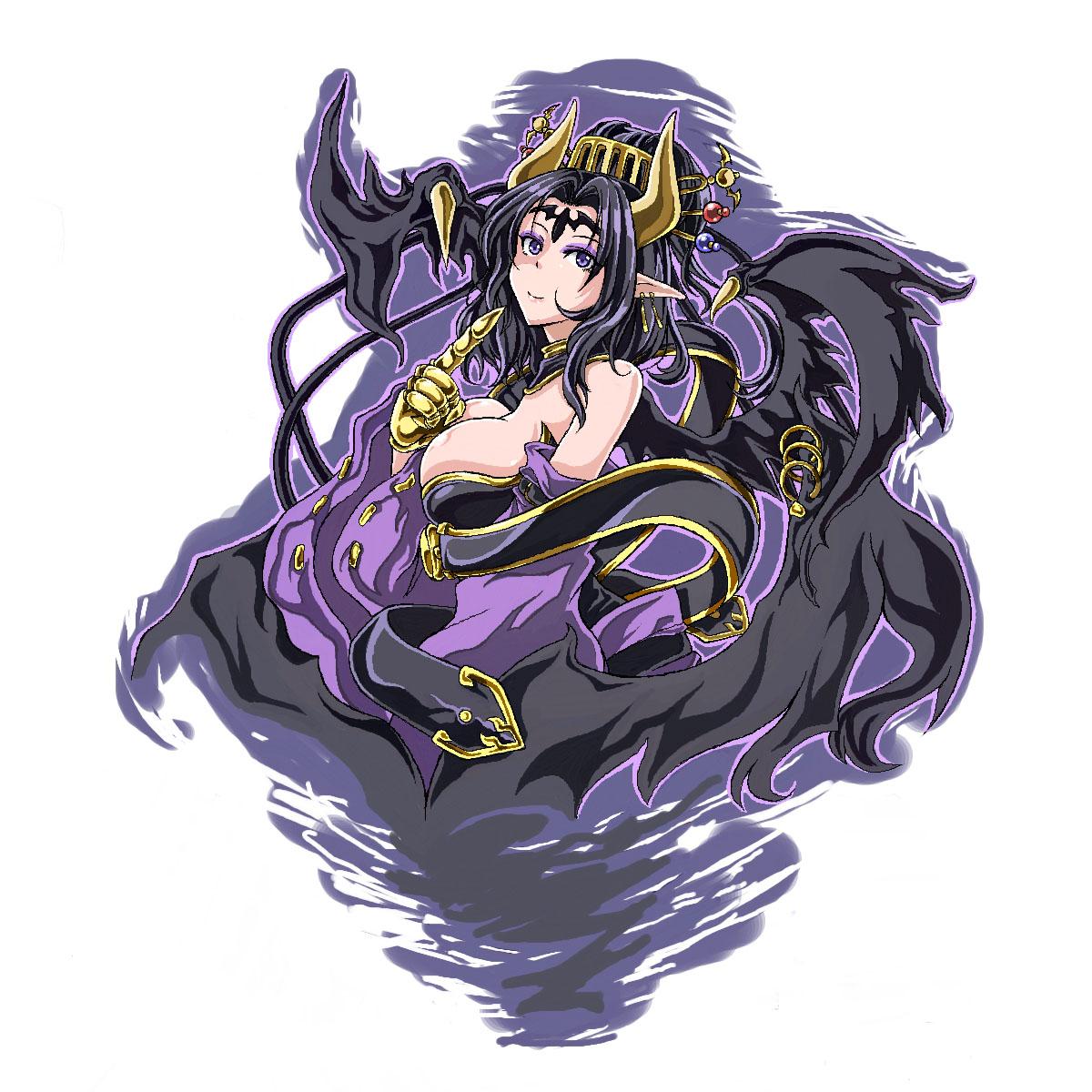 Image - Lilithmon by dawadawa dawasa.jpg - Ultima Wiki