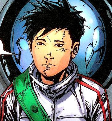 Hiro Okamura New Earth Dc Comics Database