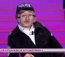 La Grèce loue ses policiers