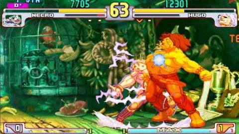 SF3.3 HUGO RED PARRY TO GIGA