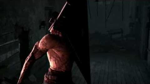 Silent Hill Homecoming - Pyramid Head Guy