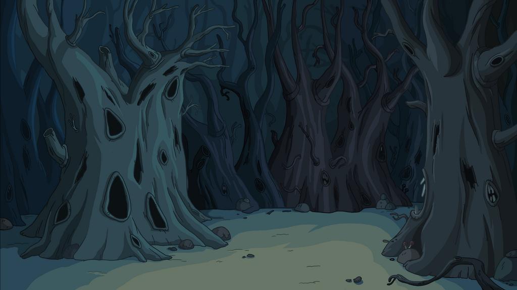 File Bg S1e4 Evilforest Trees2 Png