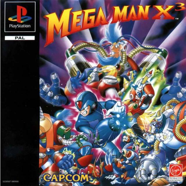 MegaManX3PAL - Pack de juegos para pc - Juegos [Descarga]