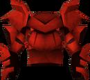 Cota de placa dragônica