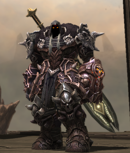War (From Darksiders - Wrath of war) in Abyssal suit