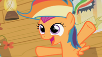 Scootaloo ...taking S2E8