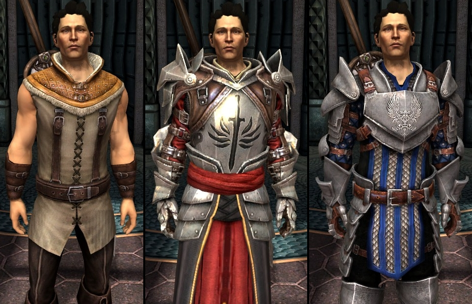 Dragon Age Origins Mage Armor Mods Dragon Age 2 Mage Armor
