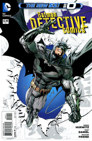 [DC Comics] Batman: discusión general 300px-Detective_Comics_Vol_2_0