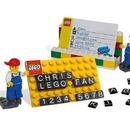 850425 LEGO Business Card Holder