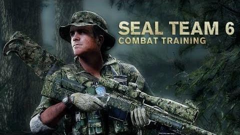 Sniper SEAL Team 6 Com...