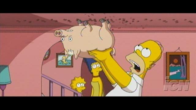 The Simpsons Movie Movie Trailer - Trailer 3