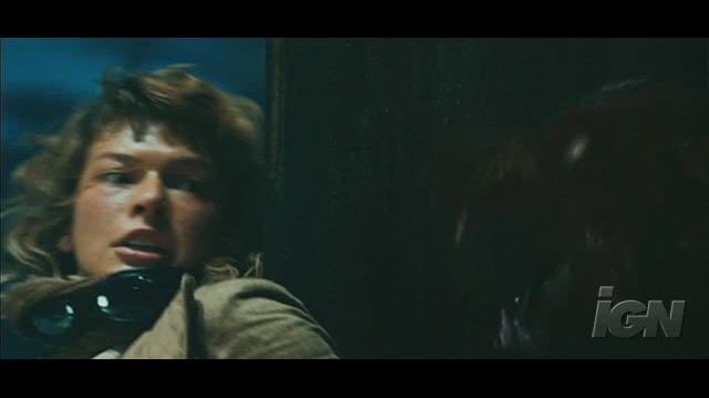 Resident Evil Extinction Movie Trailer