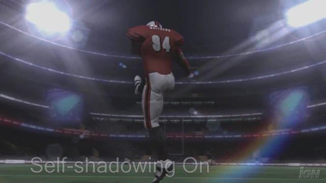 Backbreaker PlayStation 3 Trailer - Self Shadowing (HD)