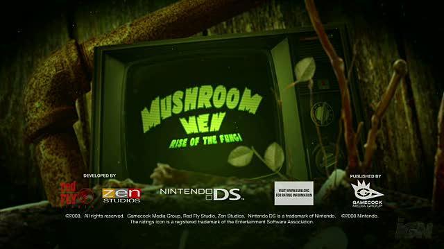 Mushroom Men Rise of the Fungi Nintendo DS Trailer - Trailer (HD)