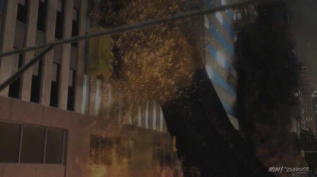Spider-Man Web of Shadows PlayStation 3 Trailer - Trailer