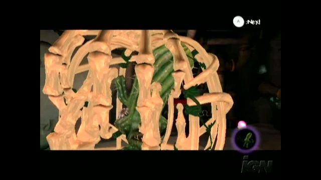 Mushroom Men The Spore Wars Nintendo Wii Gameplay - Sparlin Pop-A-Top