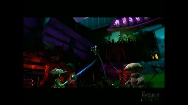 Mushroom Men The Spore Wars Nintendo Wii Gameplay - Rookie Shiitake